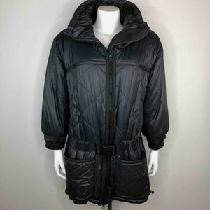 Adidas Stella McCartney High Collar Coat Jacket
